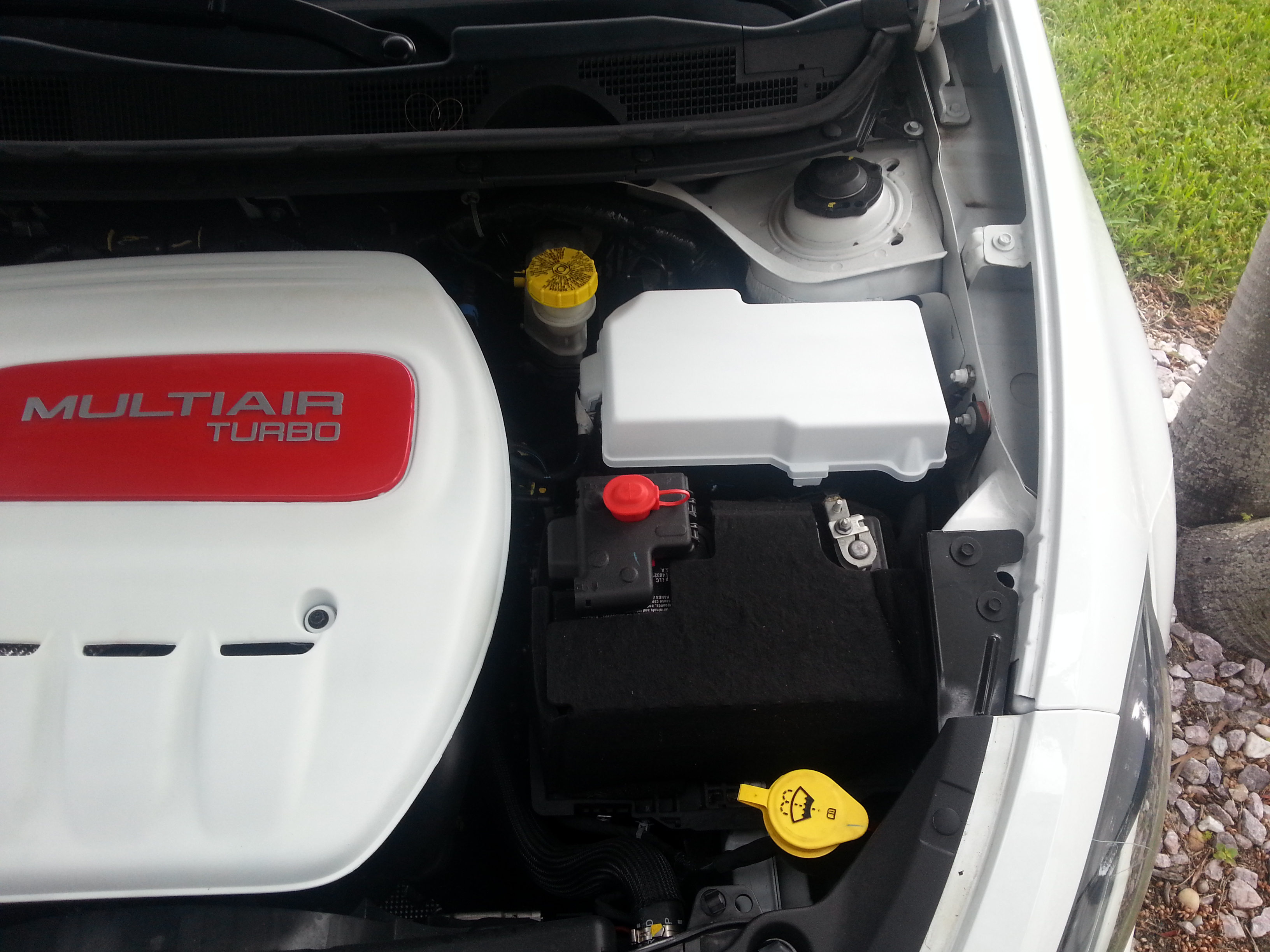 2014 Dart Fuse Box Wiring Library 2013 Dodge F 84 Rallye Attached Images White Engine Cover And