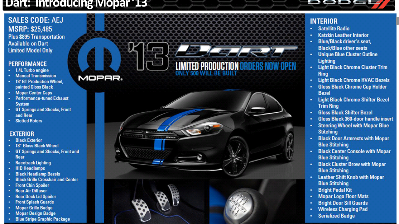 Mopar 13 Ordering Sheets With A Problem Page 3 Dodge Dart Forum