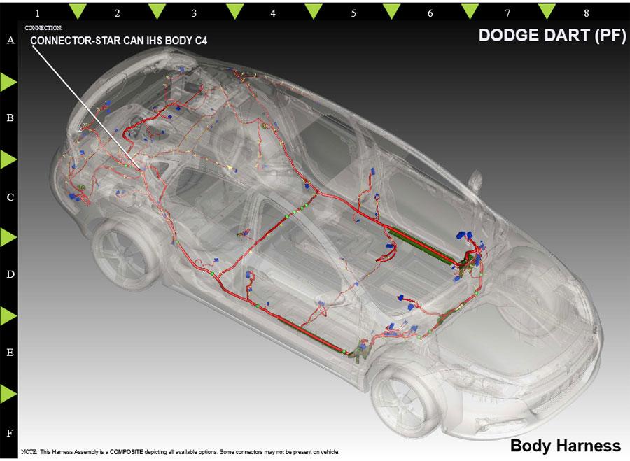 Dodge Dart Sxt >> Blind Spot Detection Temporarily Unavailable lit up triangles