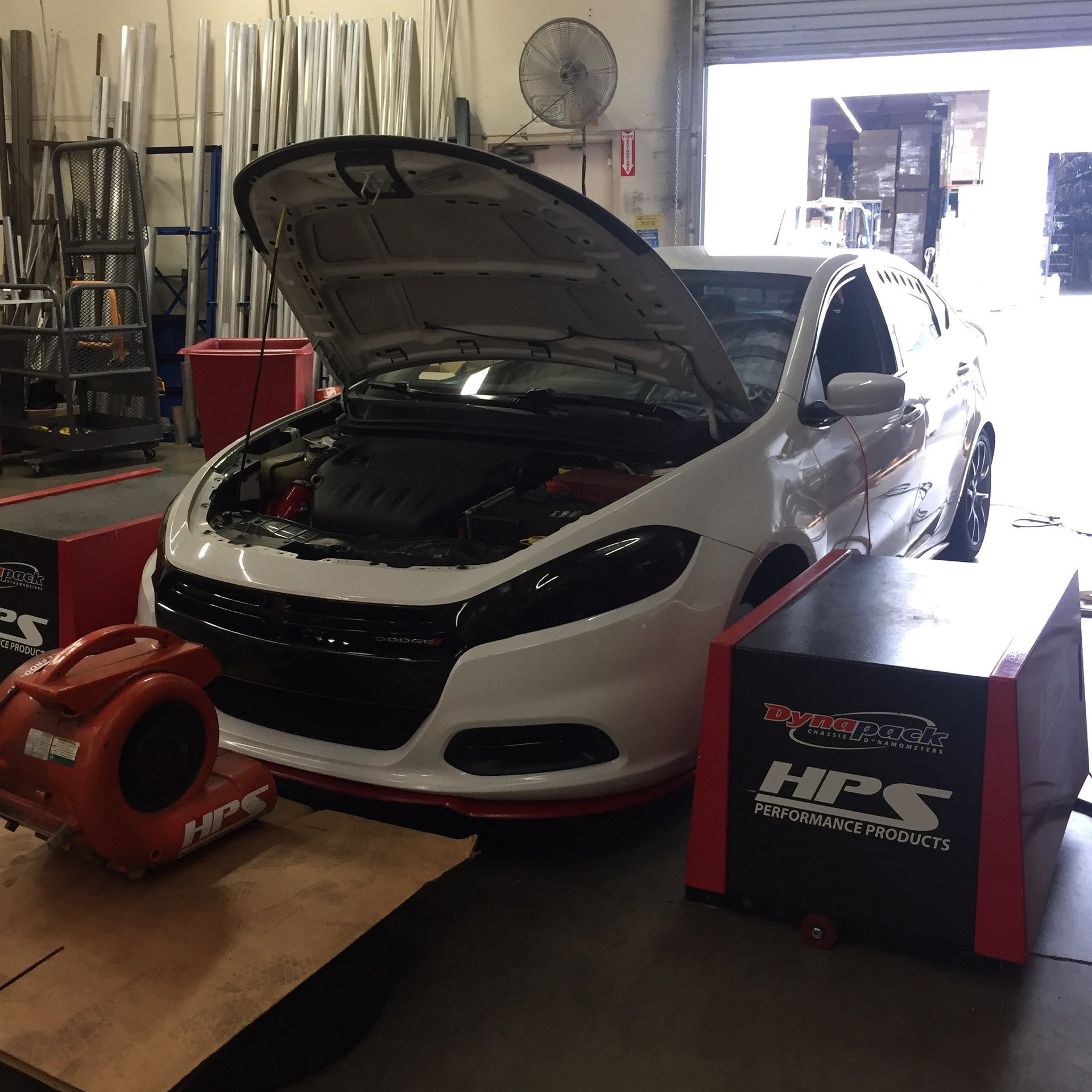 HPS PERFORMANCE DYNO