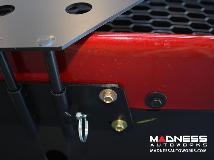 License plate mount | Dodge Dart Forum
